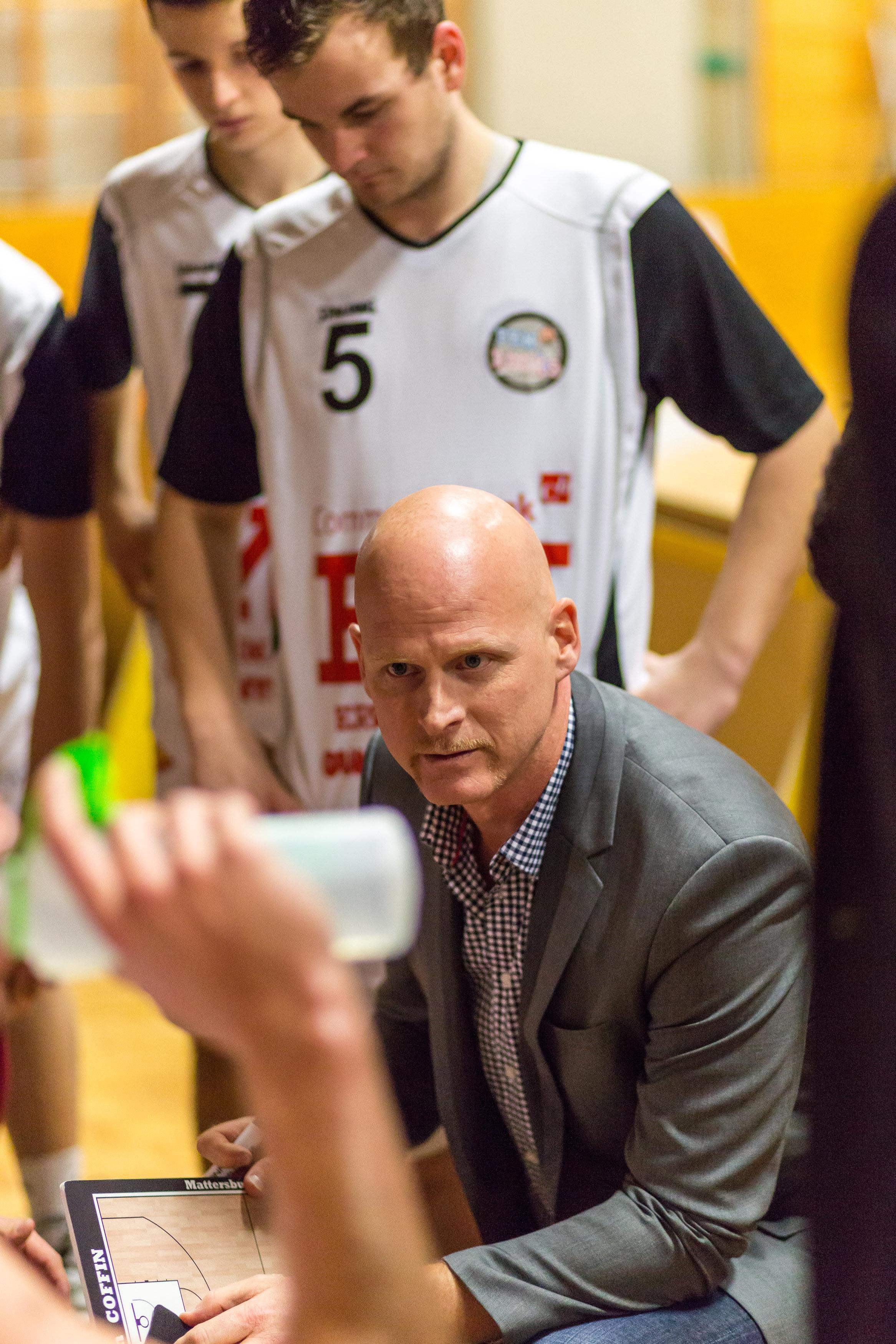 Basketball 2.Bundesliga 2014/15 Grunddurchgang 7.Runde Mattersburg ROCKS vs Dornbirn LIONS;