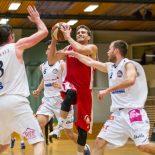 05.03.2017 Basketball 2.Bundesliga Grunddurchgang 19.Runde Mattersburg Rocks vs. UBC St. Pölten Im Bild:    Copyright: Pictorial / M.Proell  office@pictorial.at www.pictorial.at