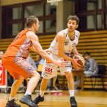 18.03.2017 Basketball 2.Bundesliga Grunddurchgang 21.Runde Mattersburg Rocks vs. Basket 2000 Vienna Warriors Im Bild: Jan NICOLI (10)   Copyright: Pictorial / M.Proell  office@pictorial.at www.pictorial.at